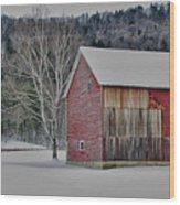 Textured Barn Wood Print