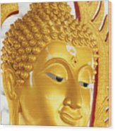 Thailand, Pathom Thani Wood Print