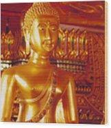 Thailand, Pathum Thani Wa Wood Print