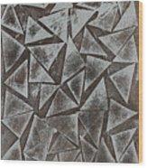 Thaw 26 Wood Print