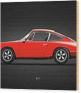 The 1965 Porsche 911 Wood Print
