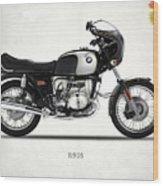 The 1974 R90s Wood Print