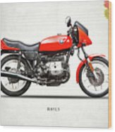 The 1982 R65ls Wood Print