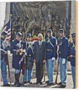 The 54th Regiment Bos2015_191 Wood Print