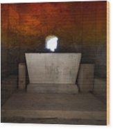 The Altar - L'altare Wood Print
