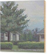 The Amerine Farm Wood Print
