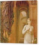 The Annnciation 1879 Wood Print