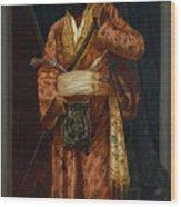 The Arab Guard Wood Print