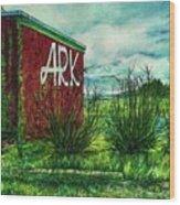 The Ark Wa. Wood Print