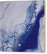 The Artic Wood Print