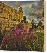 The Avon At Warwick Wood Print