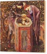 The Baleful Head 1887 Wood Print