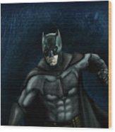 The Batman Wood Print