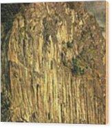 The Beacon Rock Encounter Wood Print