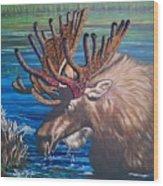 Big Bad Bead  Dealer    Flying Lamb Productions  Wood Print