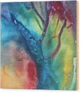 The Beauty Of Color 3 Wood Print