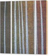 The Beholders Wood Print