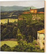 The Best Of Italy Wood Print