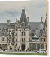 The Biltmore Estate Wood Print