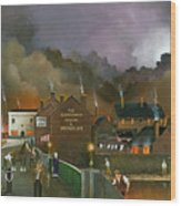 The Black Country Museum 2 Wood Print
