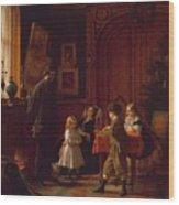 The Blodgett Family Wood Print