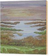 The Boggy Wood Print