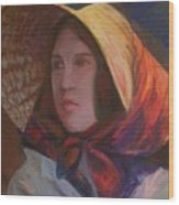 The Bonnet Wood Print
