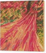 The Breath Of Life - Bgbrl Wood Print