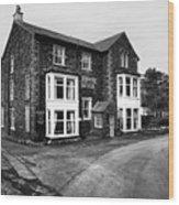 The Bridge Hotel, Buttermere Wood Print
