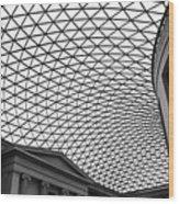 The British Museum Wood Print