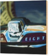 The Buick Eight  Wood Print