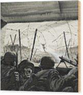 The Bunker  Wood Print