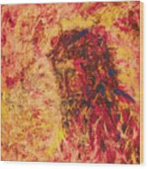 The Call Of Christ - Bgcoc Wood Print