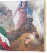 The Carabinieri History 1814 2008 Wood Print