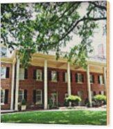 The Carolina Inn - Chapel Hill Wood Print