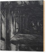 The Catacombs Wood Print