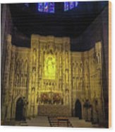 The Cathedral Church Of Saint Peter And Saint Paul Wood Print