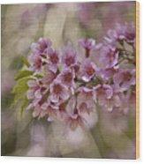 The  Cherry Wood Print