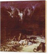 The Christian Martyrs Wood Print