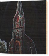 The Church Of Saint Peter Wood Print