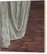 The Cloth Wood Print