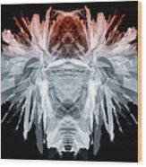 The Creature Wood Print