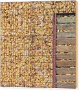 The Crib Wood Print