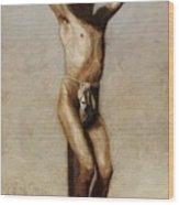 The Crucifixion 1880 Wood Print