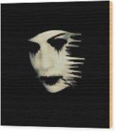 The Darkness Wood Print