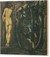 The Doom Fulfilled Wood Print