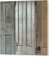 The Doors Wood Print