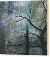 The Dreaming Tree Wood Print