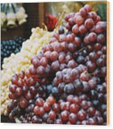 The Drink Of Italy Wood Print