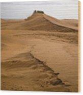 The Dunes Of Maspalomas 4 Wood Print